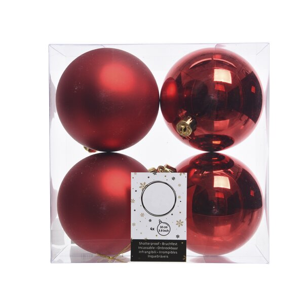 Matte Black Ornaments Wayfair