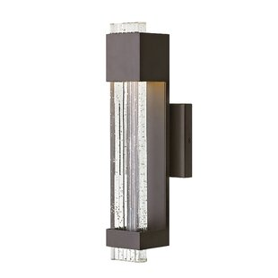 Hinkley Lighting Glacier 1 Light Outdoor Sconce