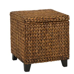 Dimitri Cube Storage Ottoman by World Menage..