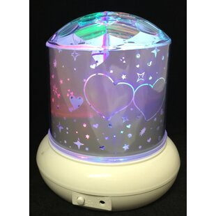 Creative Motion LED Projector 6'' Table Lamp