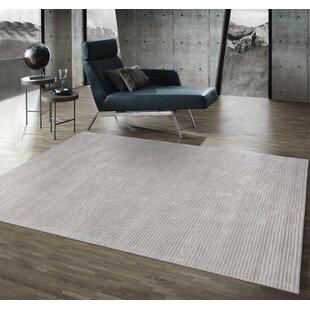 Edgy furniture Steel Edgy Handtufted Silver Area Rug Homeworlddesign Edgy Rustic Furniture Wayfair