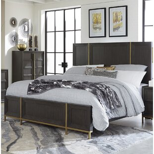 Anstett Panel Bed by Mercer41