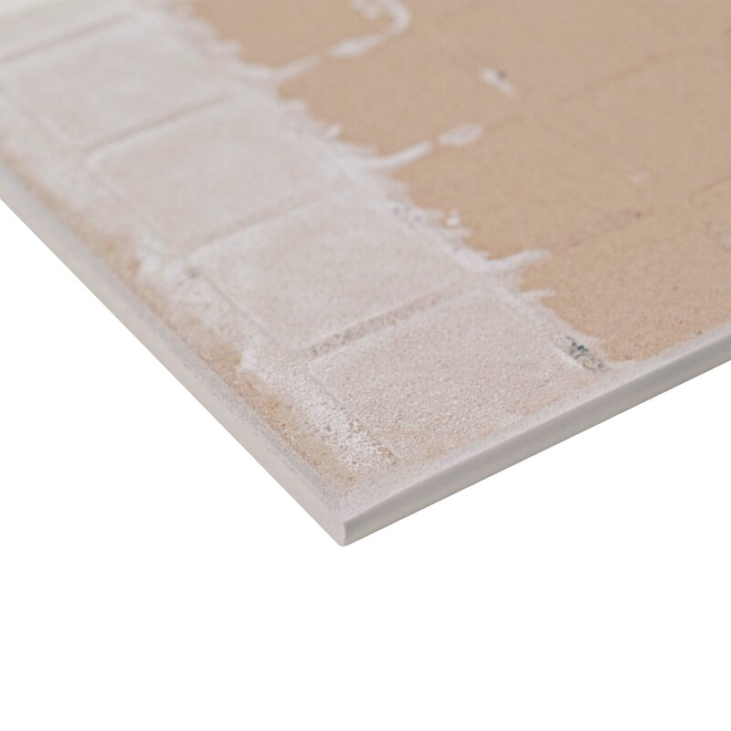 Revive 3 5 X 7 75 Ceramic Bullnose Trim Tile