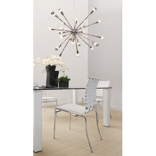dCOR design Physics 24-Light Chandelier