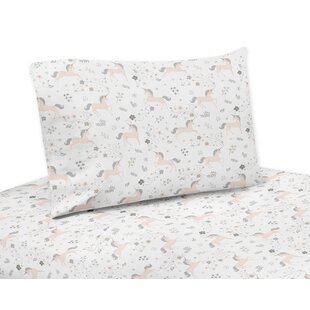 Unicorn Microfiber Sheet Set