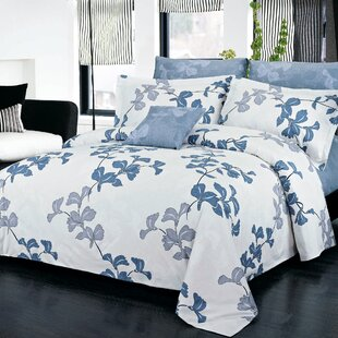 North Home Serenity Reversible Duvet Set