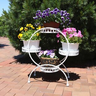 3 Tier Outdoor Plant Stand Wayfair