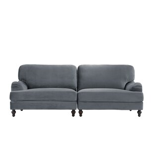 Alizeh 2 Piece Modular Sofa by Grovelane Teen Coupon