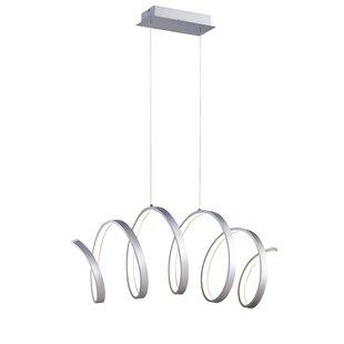 Orren Ellis Lindquist LED Novelty Pendant