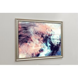 Abstract Magnetic Wall Mounted Memo Board By Brayden Studio