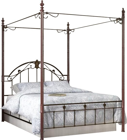 Wedgewood Canopy Bed  sc 1 st  Wayfair & Three Posts Wedgewood Canopy Bed u0026 Reviews | Wayfair