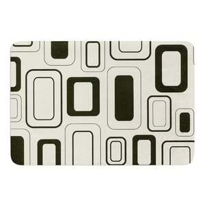 Cubes For Days by Heidi Jennings Bath Mat