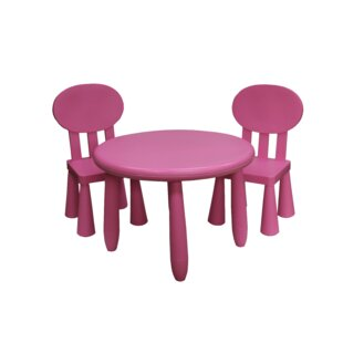 Skye Children's 3 Piece Table And Chair Set By Isabelle & Max