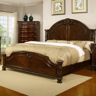 Patterson Panel Bed by Fairfax Home Collections