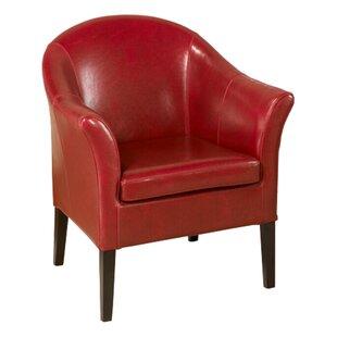 Armen Living 1404 Barrel Chair
