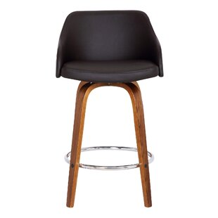 Farrow 26 Swivel Bar Stool George Oliver