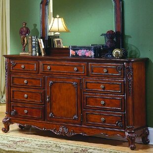 Ellsworth 9 Drawer Combo Dresser by Astoria Grand