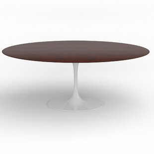 Orren Ellis Elowen Solid Wood Dining Table