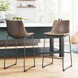 Busey 30 Bar Stool (Set of 2) by Mistana