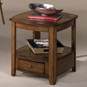 Bloomsbury Market Hassania End Table