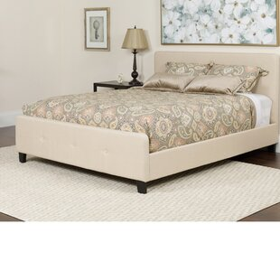 Konen Tufted Upholstered Platform Bed