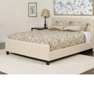 Konen Tufted Upholstered Platform Bed