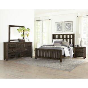 Hernandez Panel Configurable Bedroom Set