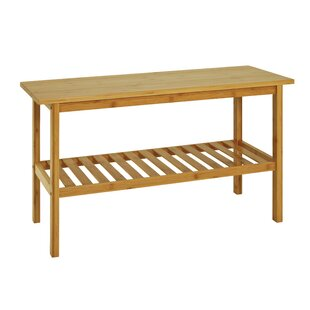 Wilson Wood Storage Bench By Marlow Home Co.