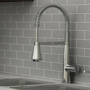 Edgemere Semi-Professional Single Handle Faucet