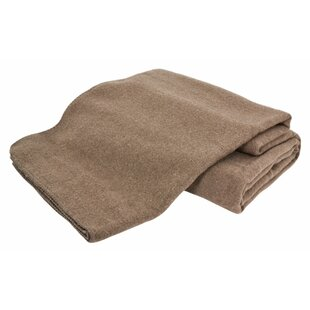 Hobart Machine Washable Australian Wool Blend Blanket