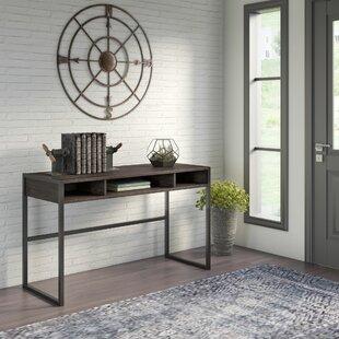 Quiroz Credenza Desk by Kathy Ireland Home Bush Furniture Reviews