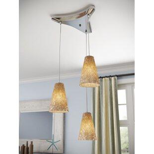 Beachcrest Home Roehampton 3-Light Pendant