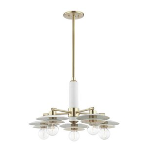 Corrigan Studio Grady 5-Light Chandelier