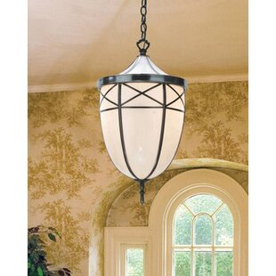 Meyda Tiffany Borough Hall 2-Light Urn Pe..