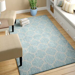 Stanton Aquamarine Indoor/Outdoor Area Rug
