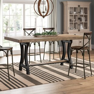 Fort Oglethorpe Dining Table Laurel Foundry Modern Farmhouse