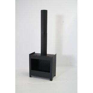 Brookvale Steel Fire Chiminea By Sol 72 Outdoor