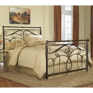 Darby Home Co Bette Panel Bed