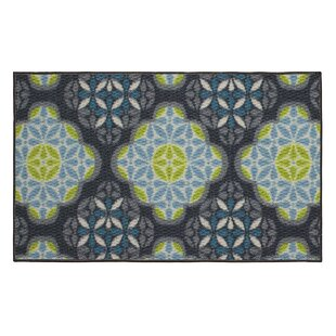 Olivia Blue Area Rug by Structures