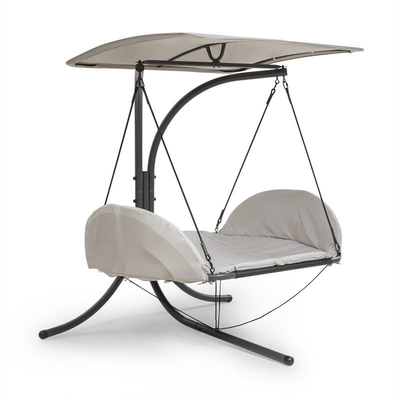 Blumfeldt Fountain Valley Swing Chair With Stand Wayfair Co Uk