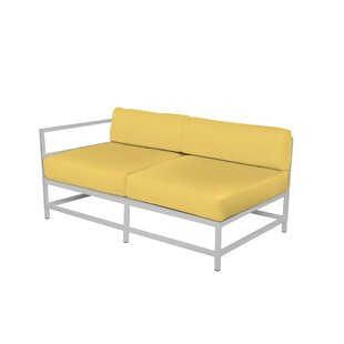 Ashlee Left Arm Loveseat with Cushions