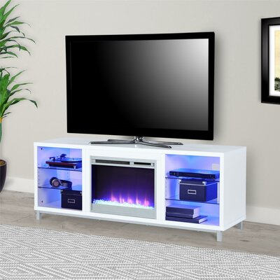 White Tv Stands Amp Entertainment Centers On Sale Wayfair