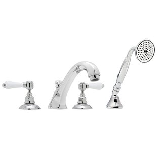 Rohl Country Double Handle Bath Roman Tub..