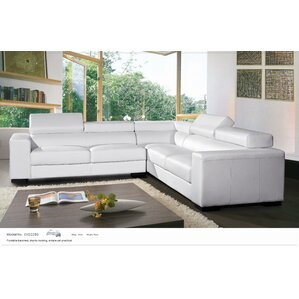 Burdie Reclining Sectional..