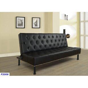 Winston Porter Camryn Fine Furniture Convertible Sofa