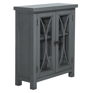 Charlton Home Chatham Square 2 Door Accent Cabinet