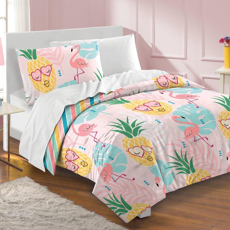 Zoomie Kids Harwinton Comforter Set