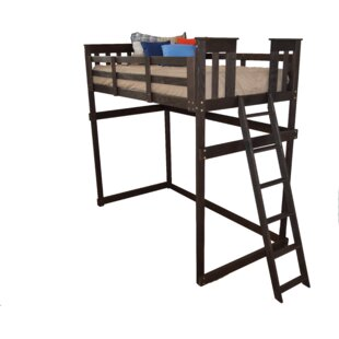 Swainsboro Loft Bed With Ladder by Zoomie Kids Best Design