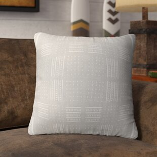 Adeline Geometric Throw Pillow with Zipper