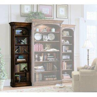 Brookhaven Left Standard Bookcase By Hooker Furniture